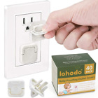 Outlet Covers Baby Proofing Socket Protectors Child Safety Plug Caps Difficult f