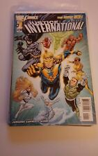 JUSTICE LEAGUE INTERNATIONAL (2011) NEW 52 FIRST PRINT LOT OF 11 DC COMIC BOOKS