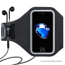 Armband Fitness Jogging Fingerabdruck Berühren Laufen Taschen iPhone 6p 7 Plus