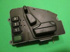 1995 - 1999 Mercedes W140 Type s500 s320 s420 s600 DRIVER Seat Switch OEM