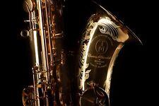TM Custom 500SL Tenor Saxophone - Hand Assembled by Tenor Madness in Iowa