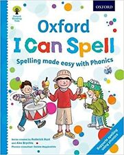 Oxford I Can Spell (Hardback) RRP £11.99-