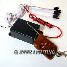 LED Undercar Underbody Neon Light Replacement Control Module Box w/ Remote Unit