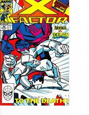 X-Factor #49 Iceman vs Archangel! FREE SHIPPING AVAILABLE!