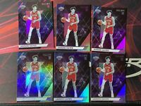 2019-20 Panini Chronicles Recon Jaxson Hayes New Orleans Pelicans Lot Of 6