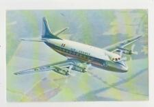 Air France,Vickers Viscount-700 In Flight,Used,1957