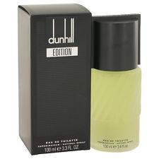 DUNHILL EDITION 3.4 OZ / 100 ML EAU DE TOILETTE FOR MEN (HARD TO FIND)