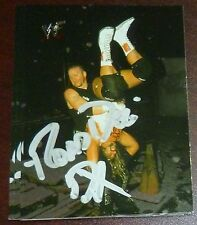 Road Dogg Jesse James Signed Auto'd 2000 Comic Images WWE Card #6 Autograph WWF