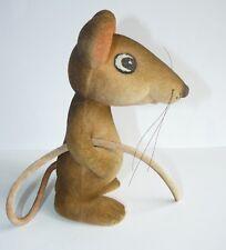 1970s Ussr Estonian Vintage 00004000  Polymer Toy Mouse