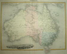 AUSTRALIA  AUSTRALIE MIGEON CIRCA 1870..
