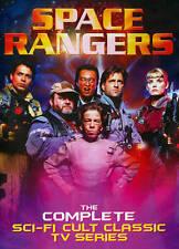 The Complete Space Rangers Collection, Good DVD, Linda Hunt, Gottfried John, Dan