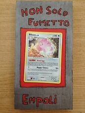POKEMON BLISSEY LV.44 5/123  NEAR  MINT ITALIANO