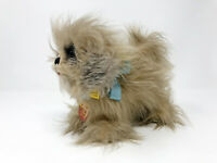 Steiff Hund Terrier THEOPHIL, 15 cm, 5840/15, Knopf, Fahne, Schild, Top-Zustand