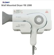 YesBeauty Wall Mounted Hair Dryer YB 1300 Clean Interier For DIY & Hair salon