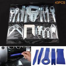 43x Interior Door Panel Kit Audio Stereo CD GPS Removal Automotive Repair Tool