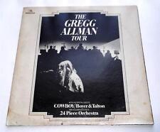 The Gregg Allman Tour 1974  Capricorn 2C0141 Blues Rock 2 33 rpm LPs  Strong VG+
