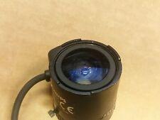 Philips Lens LTC3314/21 2.8mm 1:1.2 CS Auto Iris CCTV Surveillance