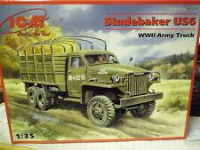 ICM 35511 1:35 Studebaker US6 Army Truck NEU OVP