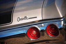 1971 Chevrolet Chevelle SS Photo Print Art 13x19 396 454 Muscle Car 1972 Chevy