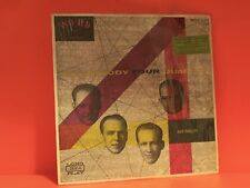 MELODY FOUR QUARTET - SELF TITLED - CHRISTIAN - WORD IN SHRINK LP VINYL -X