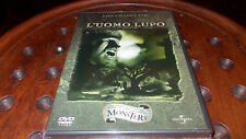DVD L'UOMO LUPO THE WOLF MAN HORROR Dvd ..... Nuovo