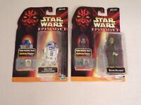 Star wars power of the force luke skywalker and phantom menace R2-D2 Rune Hakko