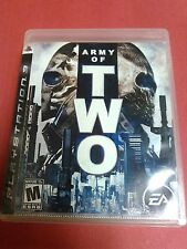 Army of Two (Sony PlayStation 3, 2008) PS3 VIDEO GAME