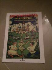 Partition pour piano - Alexander Gretchaninoff - Das Kinderbuch Opus 98