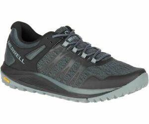 Merrell Nova 2 Mens Trail Running Shoes - Black