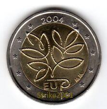 2 EURO COMMEMORATIVO FINLANDIA 2004 FDC Raro !