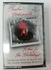 Trisha Yearwood Home for the Holidays Sealed Cassette 1997 Hallmark