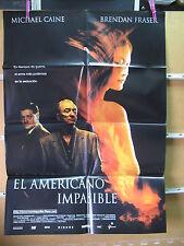 A3992 El americano impasible Michael Caine,  Brendan Fraser,  Do Thi Hai Yen,  R