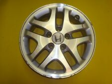 99 00 01 02 HONDA ACCORD ALLOY WHEEL RIM W/ CENTER CAP 16'' 16X6.5 / 10 SPOKE #2