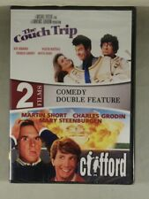 THE COUCH TRIP & CLIFFORD (DVD) Double Feature! Brand New & Factory Sealed!