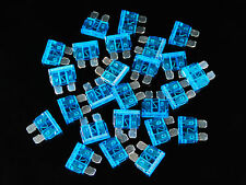 25 Pack 15 Amp ATC ATO Blade Fuse Auto Car Boat Marine Truck Motorcycle 15A
