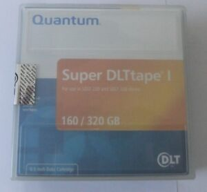 Quantum Super DLT Tape-1 SDLT 320 160/320GB