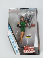 WWE Elite Miss Elizabeth Then Now Forever Exclusive Figure With Dress