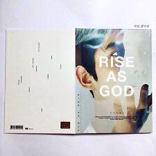 TOHOSHINKI TVXQ Special  album Rise as GOD WHITE Ver(CD+photo book)