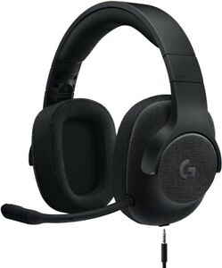 Logitech G433 7.1 Wired Gaming Headset with DTS Headphone - Black (IL/RT6-148...