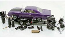 1/18 GMP Mopar Diecast Car Tool and Trailer Set Accessories Pack2