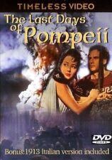 Last Days of Pompeii [New DVD]