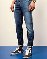 NEU JACK and & JONES CORE Jeans TIM ORIGINAL JOS 919 Herren Hose Slim Blue blau