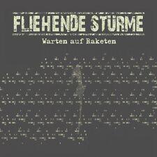 FLIEHENDE STÜRME Warten auf Raketen LP (2011 Major Label) Neu!