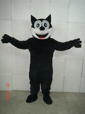 Top Selling Felix the Cat Mascot Costume for party  Facny Dress Adult Size