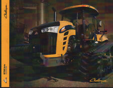 """AGCO Challenger """"MT700E Series"""" Tracked Tractor Brochure Leaflet"""