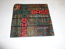 """MEGABASS - Time To Make The Floor Burn - 1990 UK 7"""" Vinyl Single"""