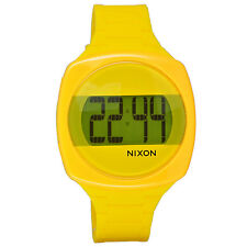 Nixon A168639 Dash Goldenrad Digital Watch