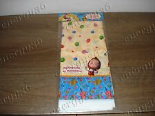 Plastic tablecloth size 133x183 cm Masha and Bear for the party