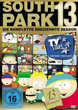 Trey Parker - South Park - Season 13 [3 DVDs]