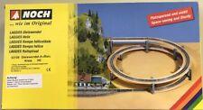 Noch 53109 Échelle H0 Laggies Gleiswendel-Komplettbausatz,Aufbaukreis # Neuf